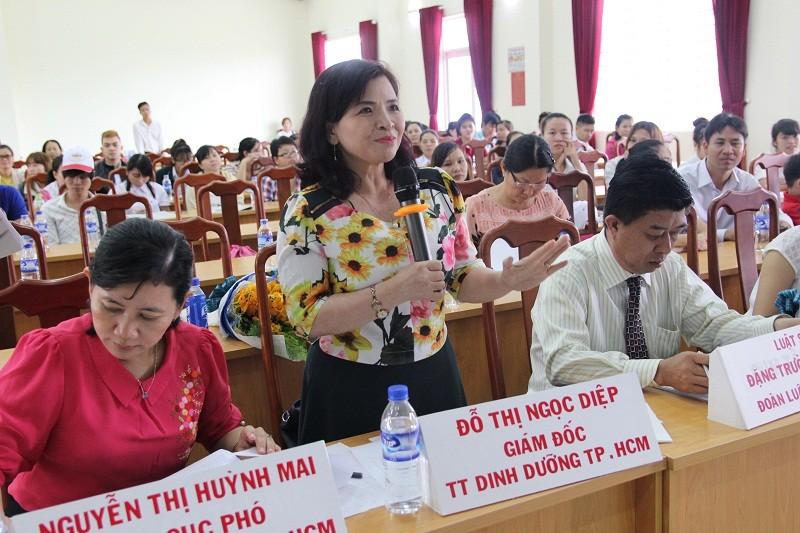 KCN Tân Bình giành giải nhất thi đố pháp luật về ATVSTP - ảnh 3