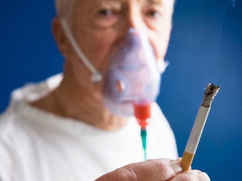Số người chết do COPD vượt qua số người chết do ung thư - ảnh 1