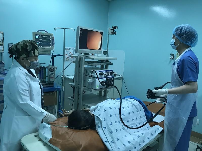 BV Đại học Y dược TP.HCM: Trị ung thư không cần phẫu thuật - ảnh 1