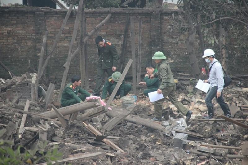 Hé lộ nguyên nhân vụ nổ lớn tại Bắc Ninh - ảnh 1