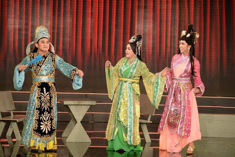 Minh Nhí, Long Nhật giả gái làm Thúy Vân, Thúy Kiều - ảnh 2