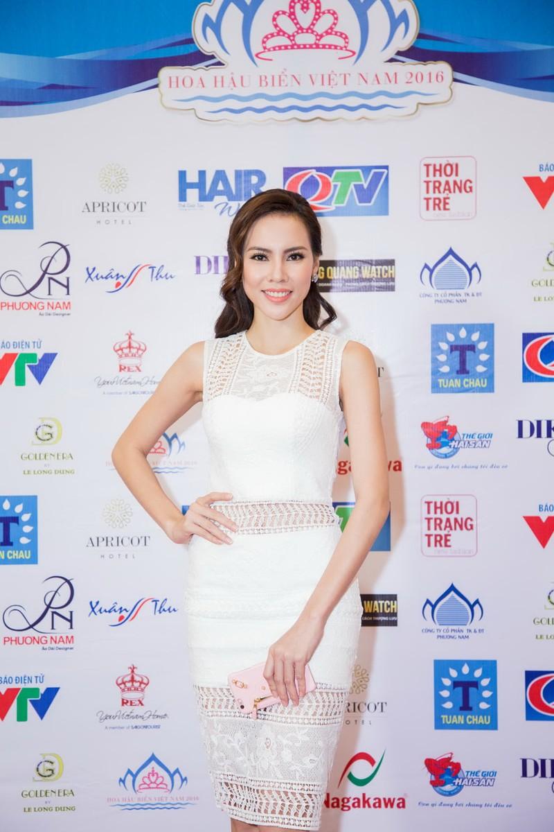 Ngắm người đẹp 'Hoa hậu Biển Việt Nam 2016'   - ảnh 4