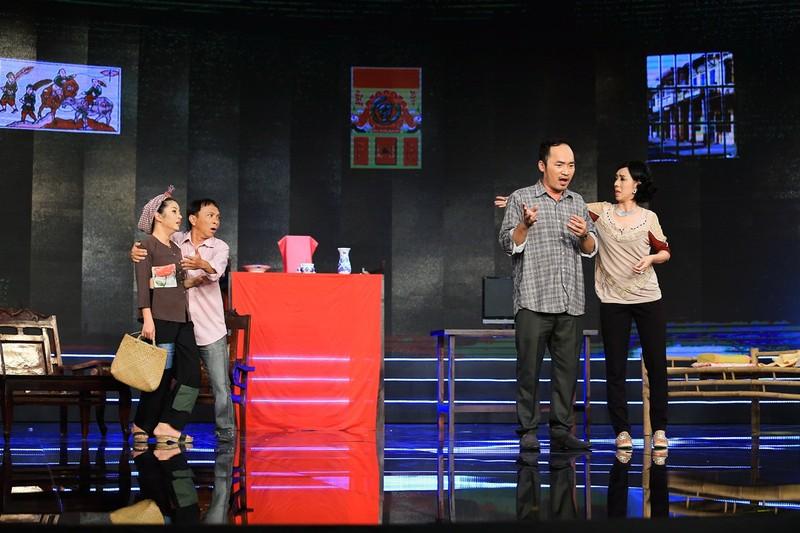 Nghệ sĩ Bạch Long và Kiều Mai Lý tái xuất trên tivi - ảnh 2