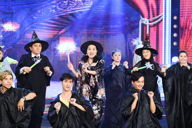 Nghệ sĩ Bạch Long và Kiều Mai Lý tái xuất trên tivi - ảnh 3