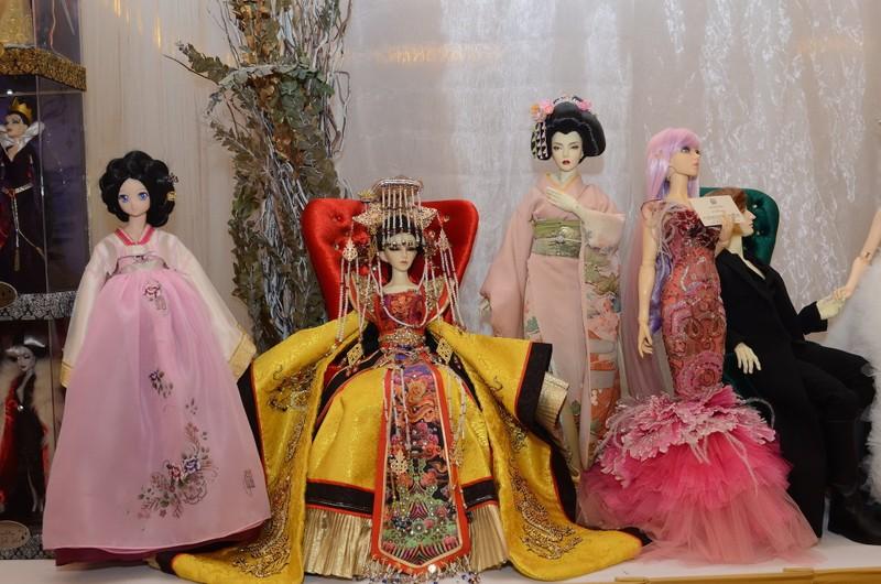 Xem bộ sưu tập búp bê quý hiếm lớn nhất Việt Nam - ảnh 4
