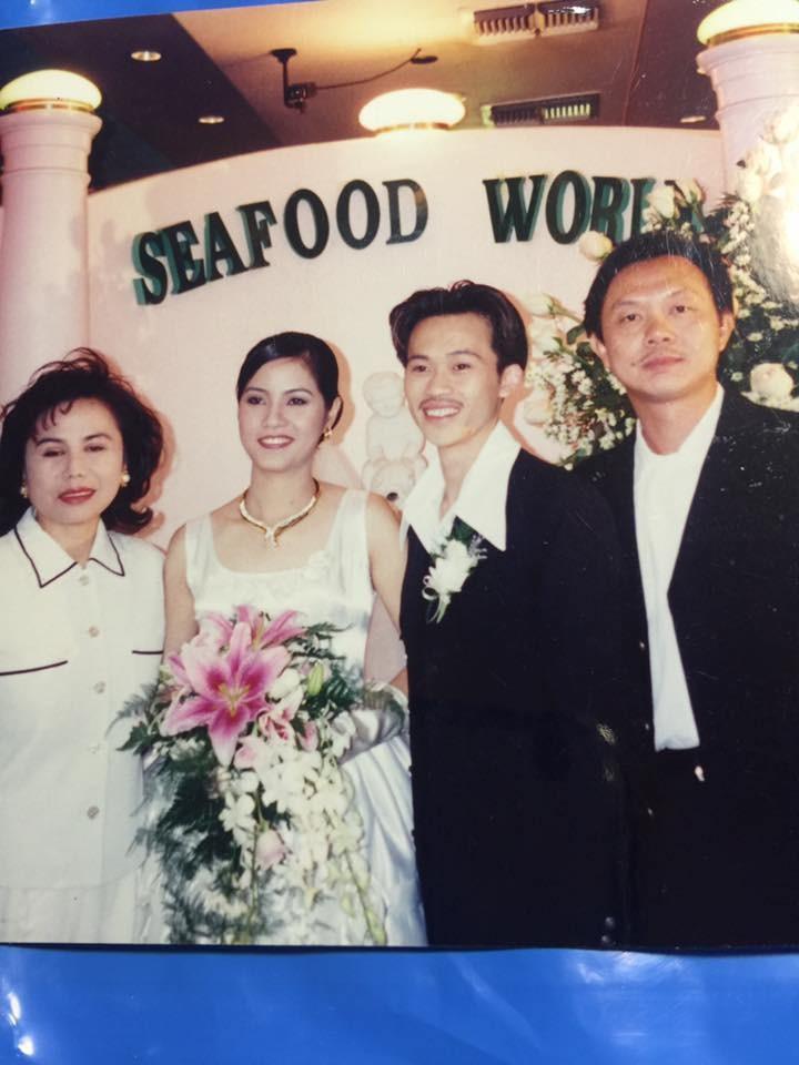 Xôn xao MC Nguyễn Cao Kỳ Duyên làm lộ ảnh vợ Hoài Linh - ảnh 1