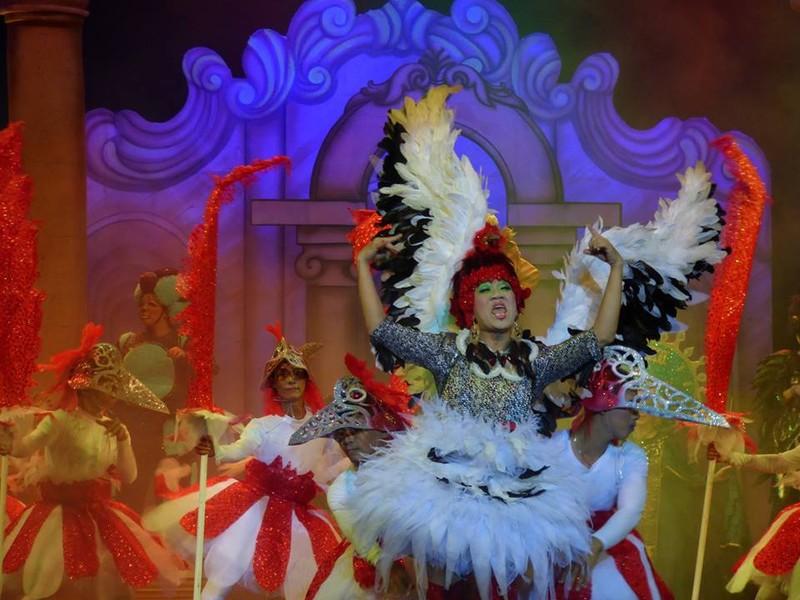 Thành Lộc, Đình Toàn khởi động kịch hè 2016 với Bảo tàng quái vật - ảnh 3