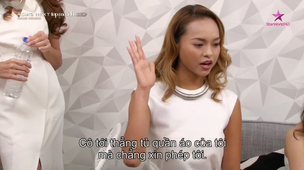 Người mẫu Ngô Quỳnh Mai bị cấm diễn khắp Việt Nam - ảnh 1
