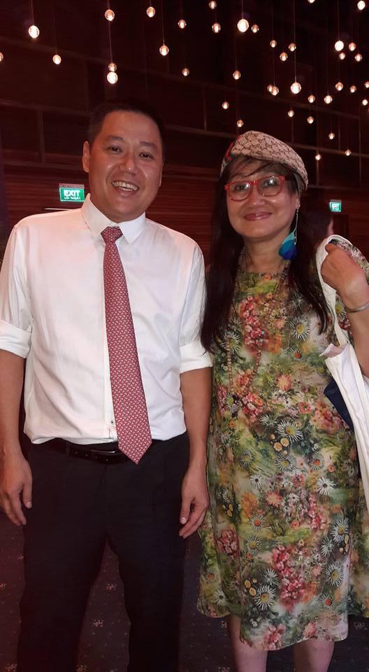 Văn nghệ sĩ nổi tiếng tham dự ra mắt hồi ký của Kỳ nữ Kim Cương - ảnh 7