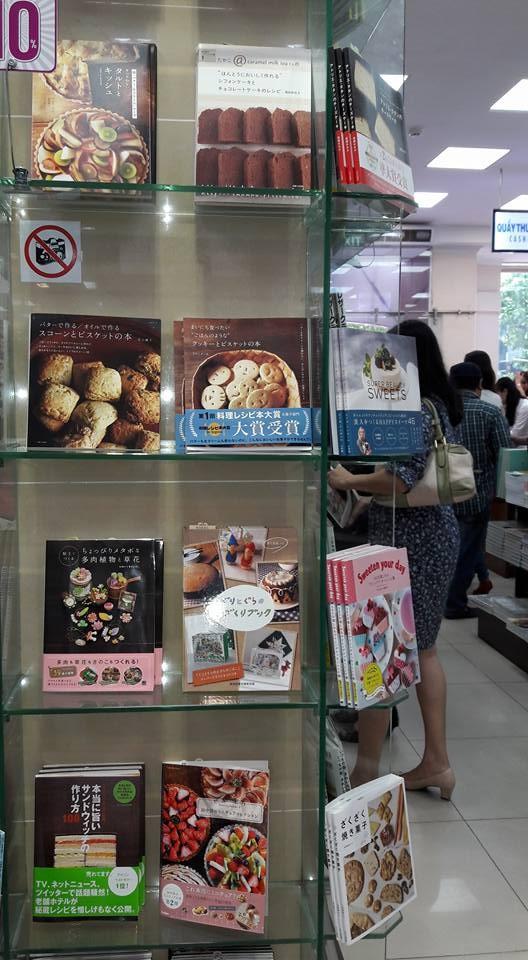 'Tuần lễ triển lãm sách Nhật' tại TP.HCM - ảnh 2