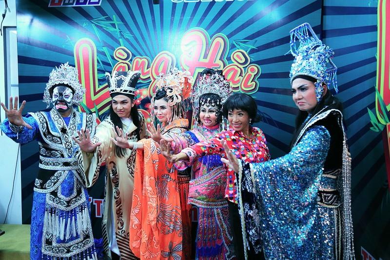 Cải lương Chung Vô Diệm đi thẩm mỹ viện hài - ảnh 1