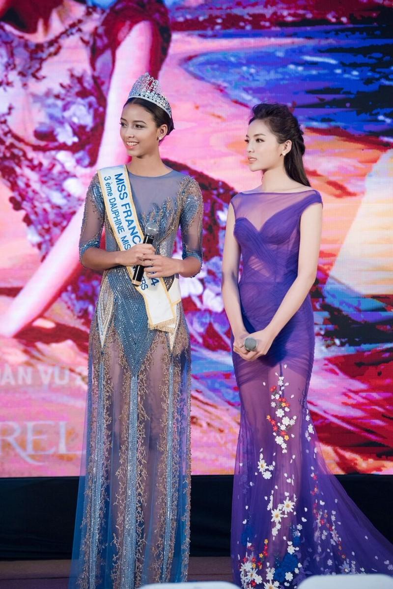 Dàn hoa hậu, người đẹp đọ sắc trước 'Hoa hậu Việt Nam 2016' - ảnh 5