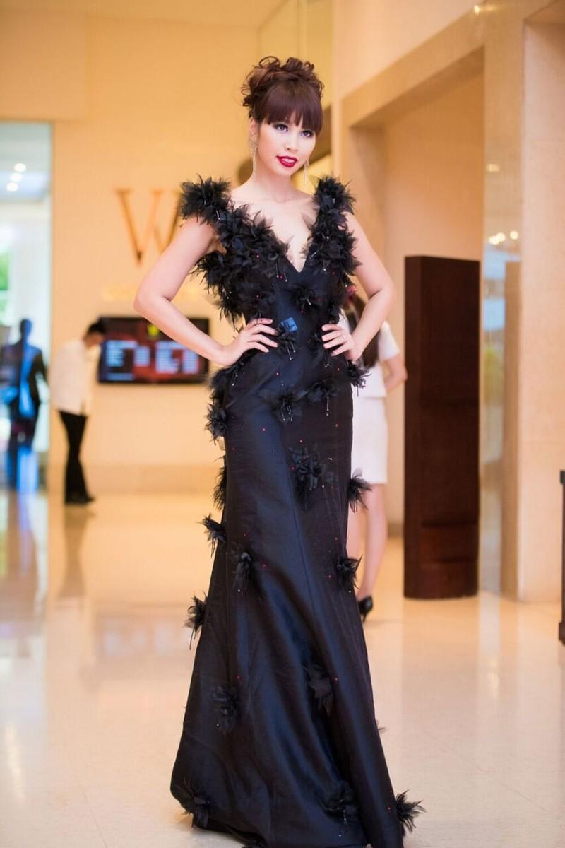 Dàn hoa hậu, người đẹp đọ sắc trước 'Hoa hậu Việt Nam 2016' - ảnh 10