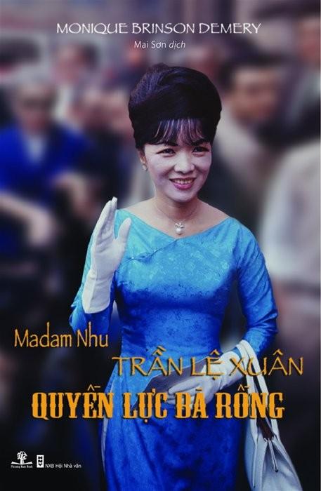 'Không có chuyện thu hồi và cấm phát hành sách về bà Trần Lệ Xuân'  - ảnh 1