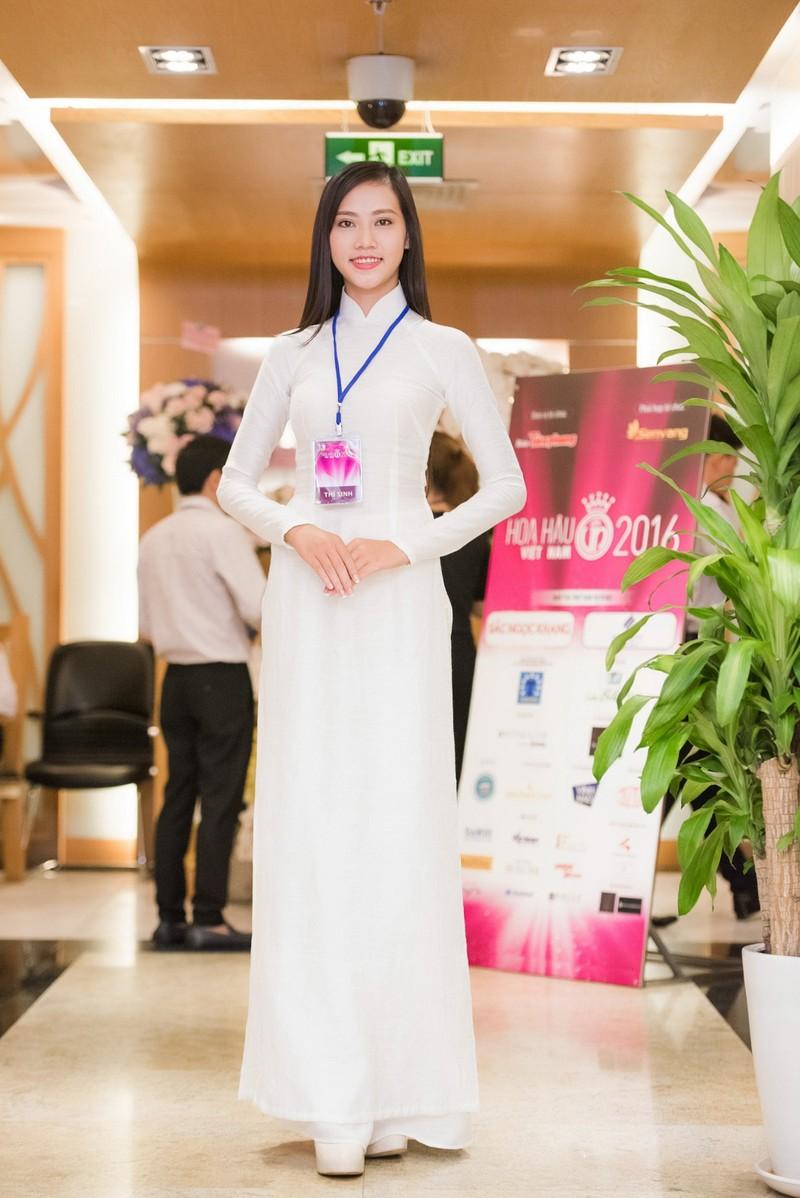 'Hoa hậu Việt Nam 2016' giới thiệu những nhan sắc nổi bật phía Nam - ảnh 2