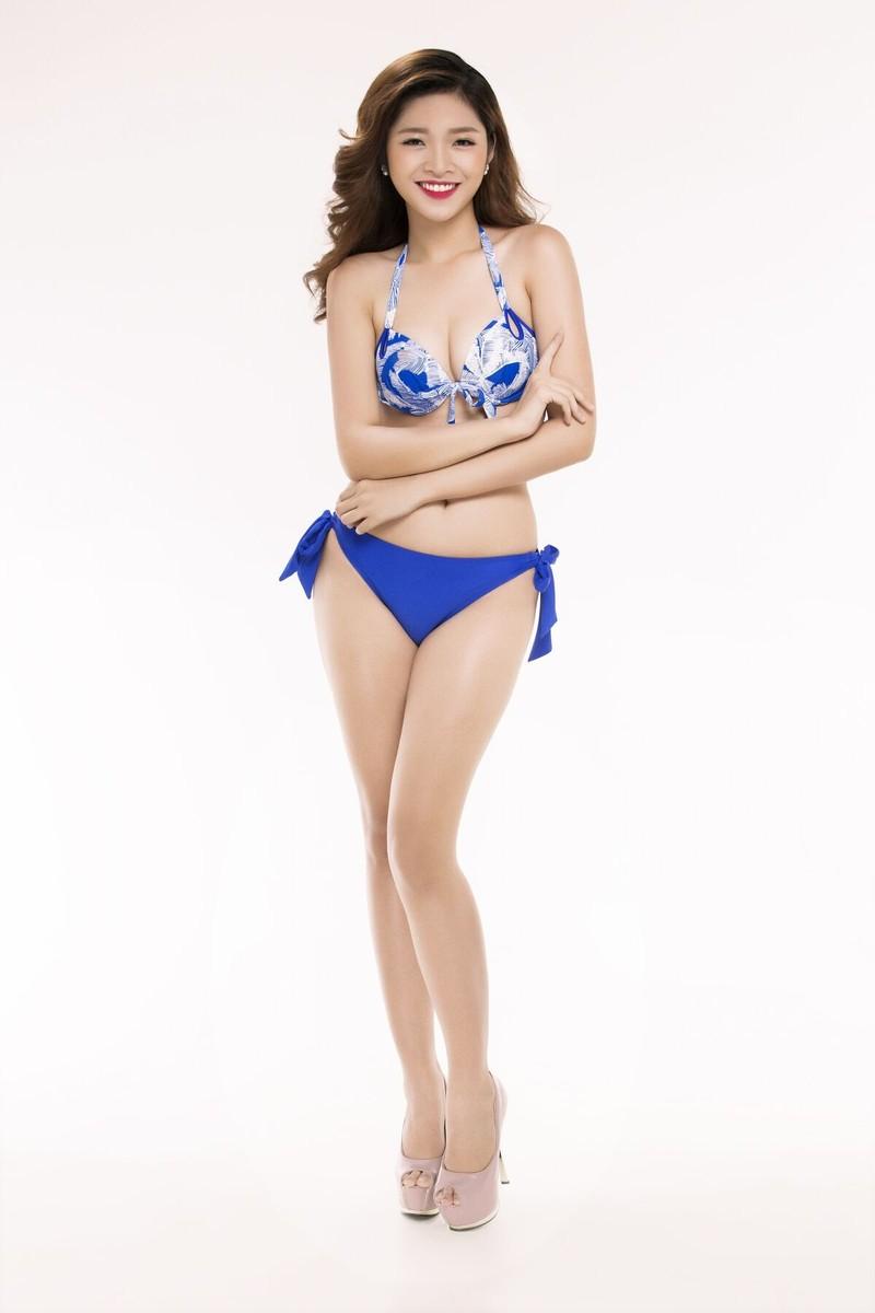 Ngắm thí sinh 'Hoa hậu Việt Nam 2016' qua trang phục bikini - ảnh 26