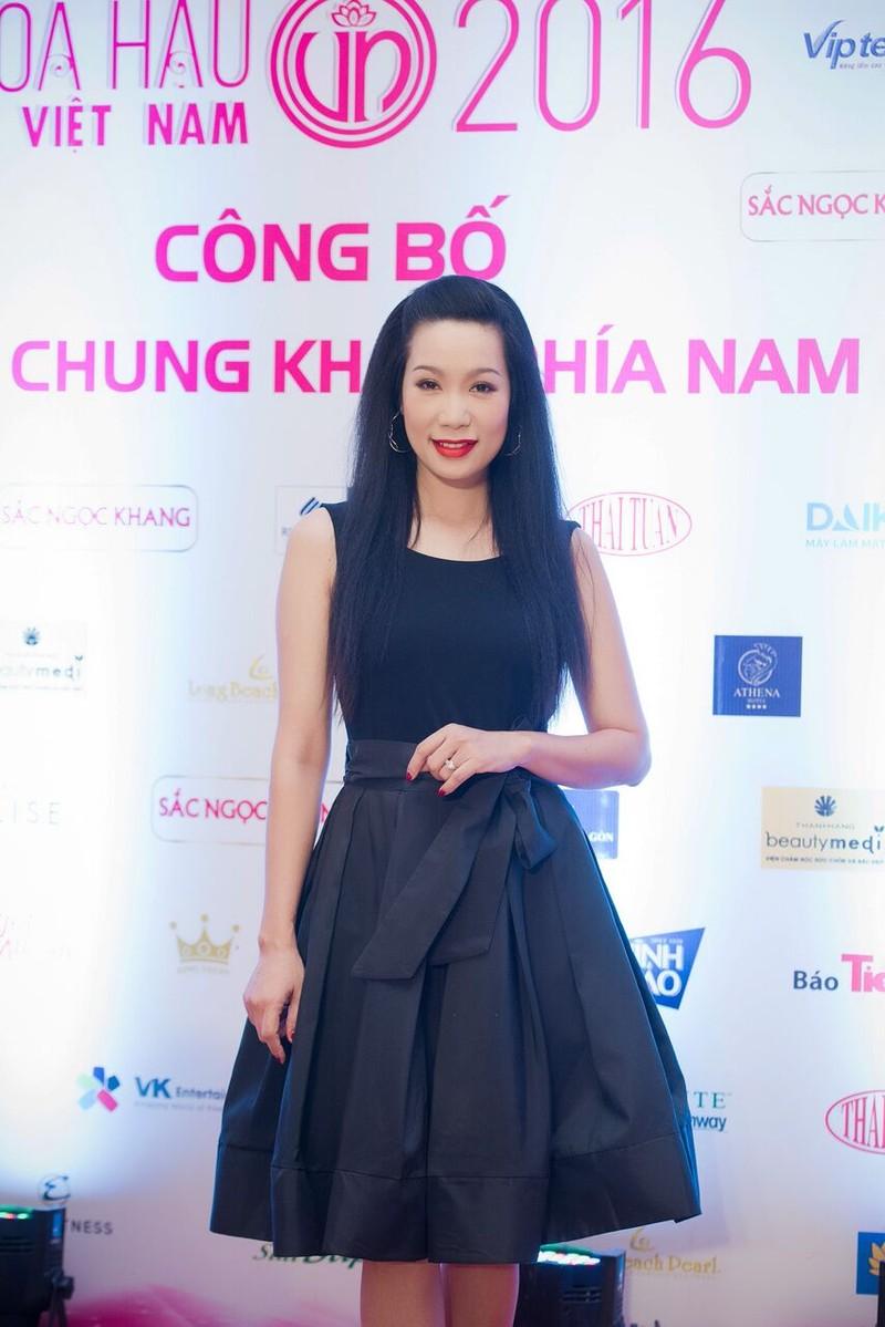 Truyền hình trực tiếp chung khảo phía Nam 'Hoa hậu Việt Nam 2016' - ảnh 2