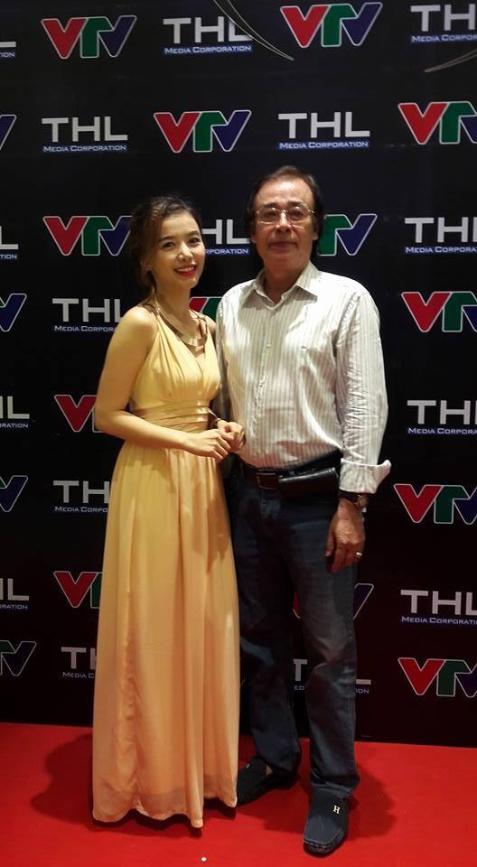 Ninh Dương Lan Ngọc và dàn sao trong phim nghề báo viết về showbiz - ảnh 3