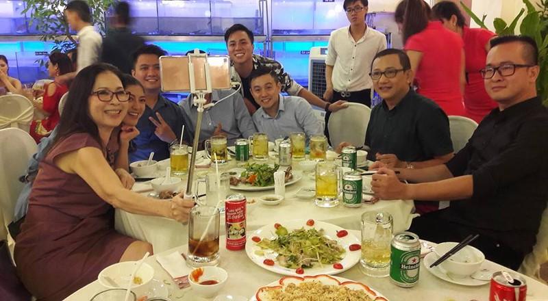 Hậu 'Cười xuyên Việt': Buffalo mở tiệc cảm ơn , X-Pro tới chung vui - ảnh 2