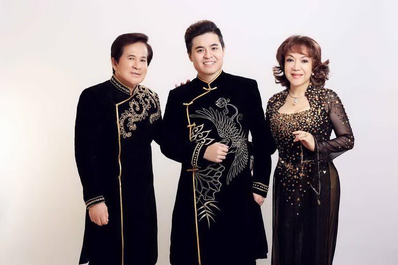 Nghệ sĩ cải lương Hoài Thanh 'đau lòng' khi con trai theo nhạc trẻ   - ảnh 1
