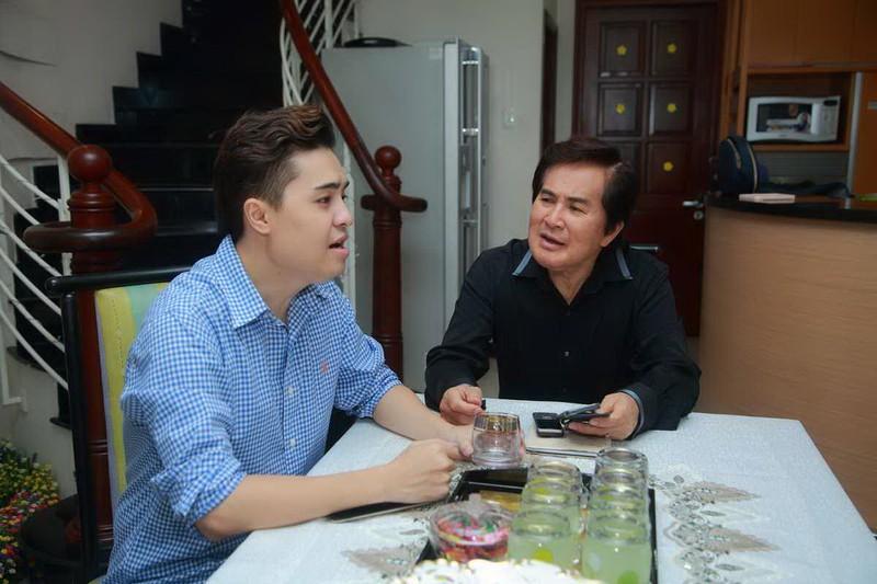 Nghệ sĩ cải lương Hoài Thanh 'đau lòng' khi con trai theo nhạc trẻ   - ảnh 7