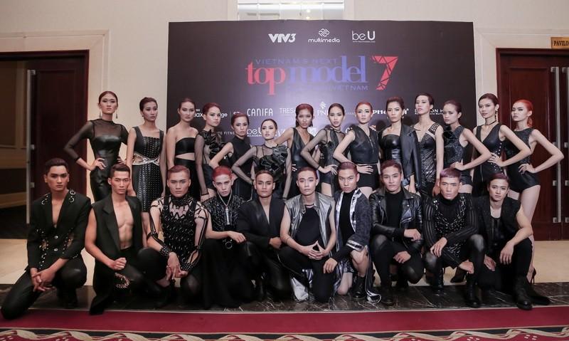 """""""Vietnam's Next Top Model 2016"""" phá bỏ mọi giới hạn… - ảnh 1"""