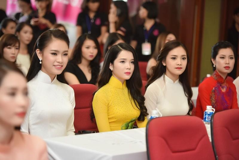 Ngắm 32 nhan sắc của cuộc thi Hoa hậu Việt Nam 2016 - ảnh 7