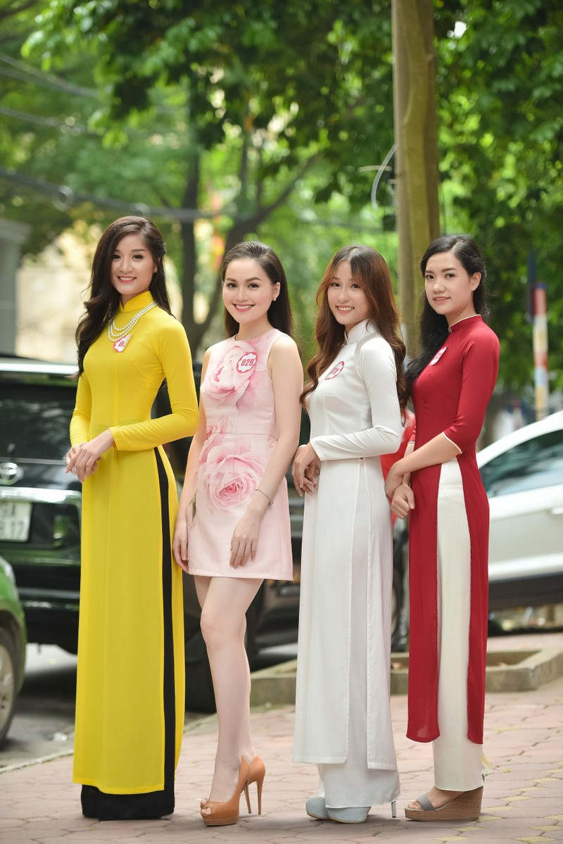 Ngắm 32 nhan sắc của cuộc thi Hoa hậu Việt Nam 2016 - ảnh 3