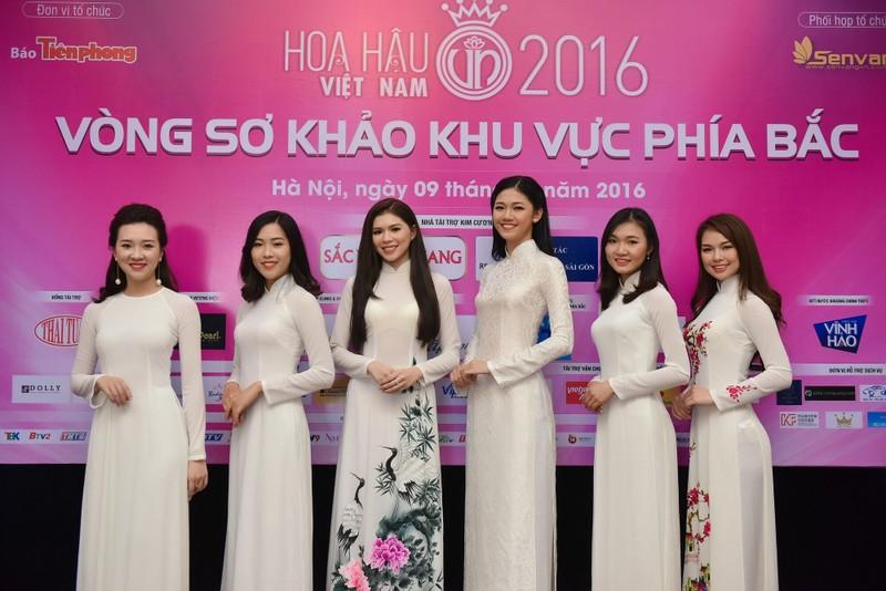 Ngắm 32 nhan sắc của cuộc thi Hoa hậu Việt Nam 2016 - ảnh 1