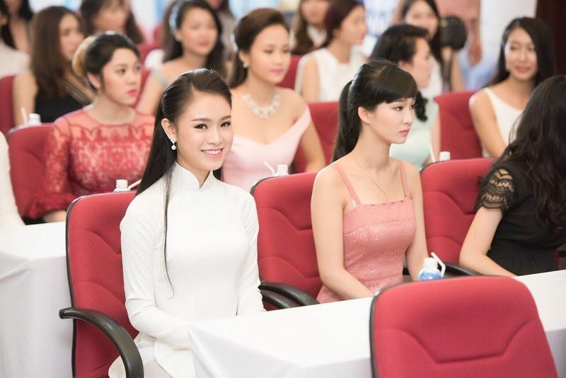 Ngắm 32 nhan sắc của cuộc thi Hoa hậu Việt Nam 2016 - ảnh 13