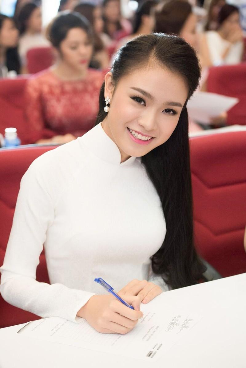 Ngắm 32 nhan sắc của cuộc thi Hoa hậu Việt Nam 2016 - ảnh 12
