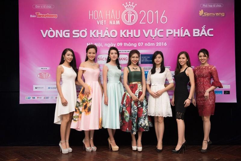 Ngắm 32 nhan sắc của cuộc thi Hoa hậu Việt Nam 2016 - ảnh 9