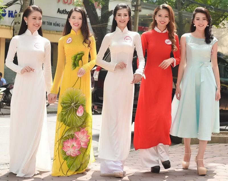 Ngắm 32 nhan sắc của cuộc thi Hoa hậu Việt Nam 2016 - ảnh 15