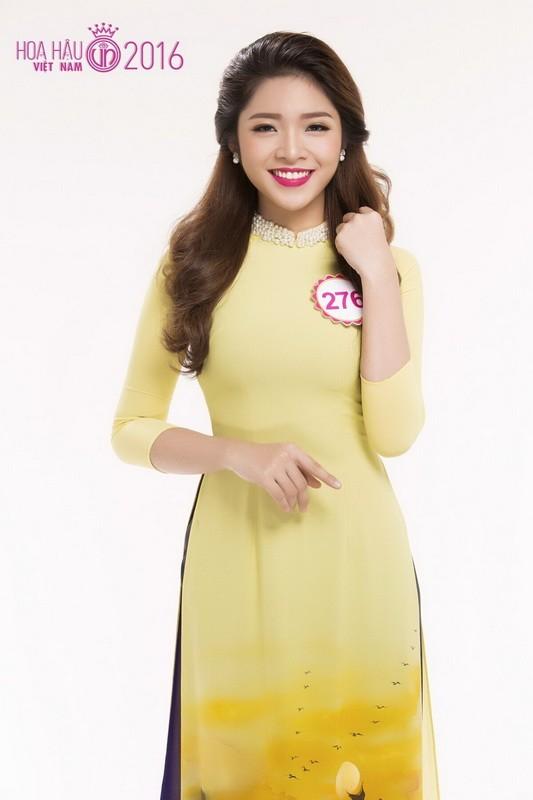 Bốn nhan sắc chủ nhà - TP.HCM tranh vương miện Hoa hậu Việt Nam - ảnh 10