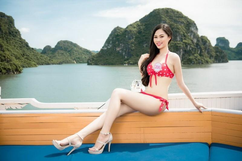 Bốn nhan sắc chủ nhà - TP.HCM tranh vương miện Hoa hậu Việt Nam - ảnh 6