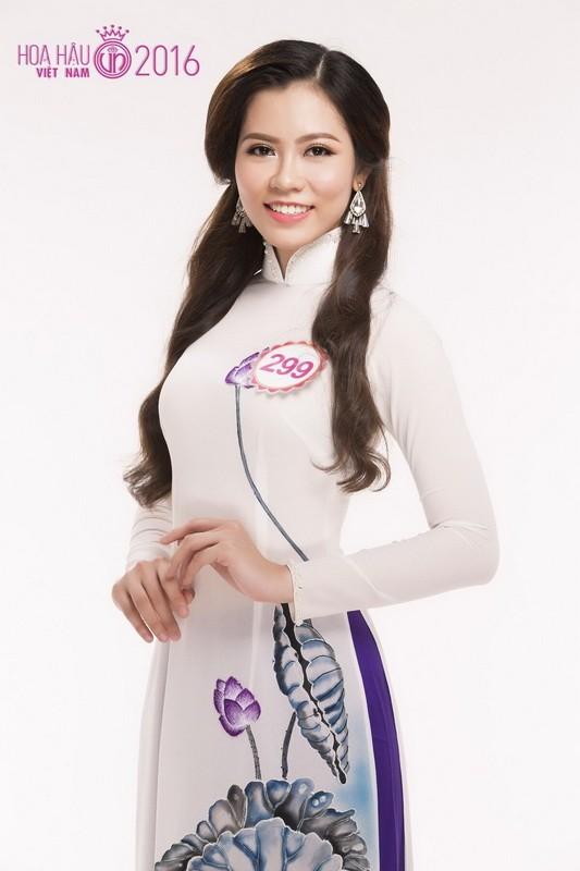 Bốn nhan sắc chủ nhà - TP.HCM tranh vương miện Hoa hậu Việt Nam - ảnh 11