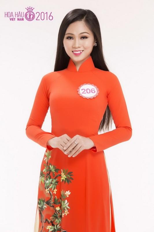 Bốn nhan sắc chủ nhà - TP.HCM tranh vương miện Hoa hậu Việt Nam - ảnh 5