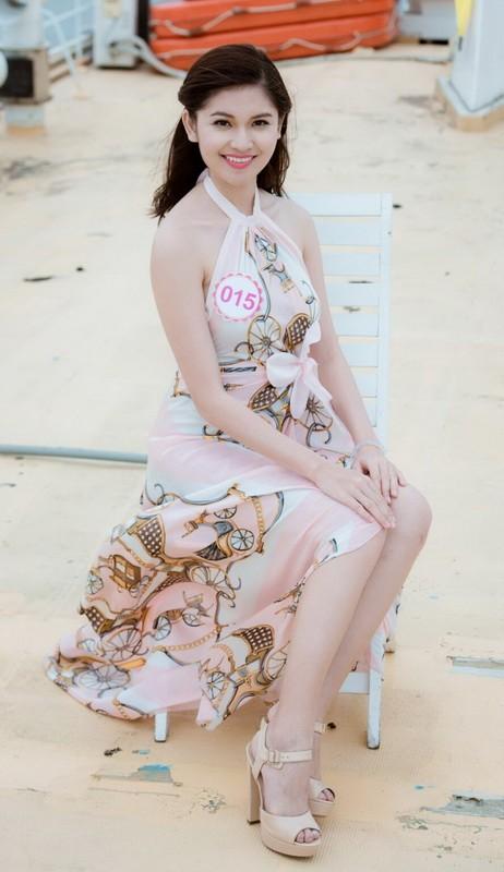 Bốn nhan sắc chủ nhà - TP.HCM tranh vương miện Hoa hậu Việt Nam - ảnh 2
