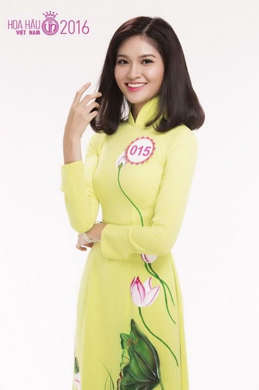Bốn nhan sắc chủ nhà - TP.HCM tranh vương miện Hoa hậu Việt Nam - ảnh 3