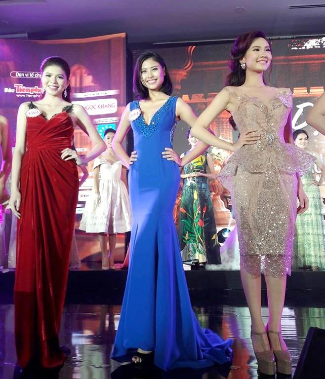 Ngắm 30 người đẹp lộng lẫy trước giờ chung kết Hoa hậu Việt Nam 2016 - ảnh 12