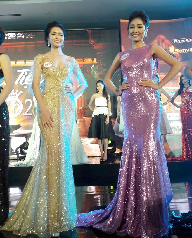 Ngắm 30 người đẹp lộng lẫy trước giờ chung kết Hoa hậu Việt Nam 2016 - ảnh 11