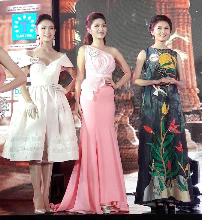 Ngắm 30 người đẹp lộng lẫy trước giờ chung kết Hoa hậu Việt Nam 2016 - ảnh 1