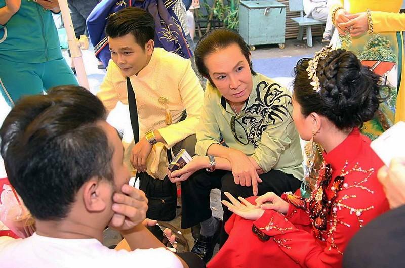 Vũ Linh bắt tay Hoài Linh hỗ trợ cháu gái tranh quán quân 'Sao nối ngôi' - ảnh 2
