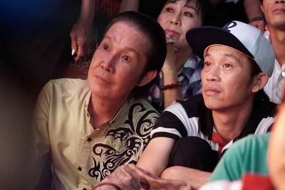 Vũ Linh bắt tay Hoài Linh hỗ trợ cháu gái tranh quán quân 'Sao nối ngôi' - ảnh 1
