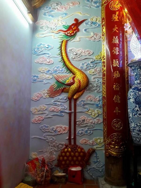Chi tiết sự rực rỡ, đắt tiền khắp nơi ở nhà thờ Tổ của Hoài Linh  - ảnh 29