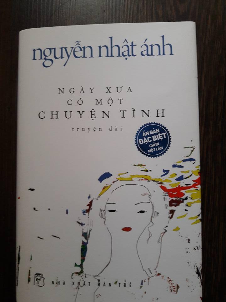 Nguyễn Nhật Ánh ra mắt 'Ngày xưa có một chuyện tình' - ảnh 2