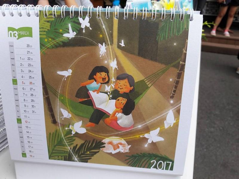10 triệu đồng một quyển lịch… khuyến đọc - ảnh 4
