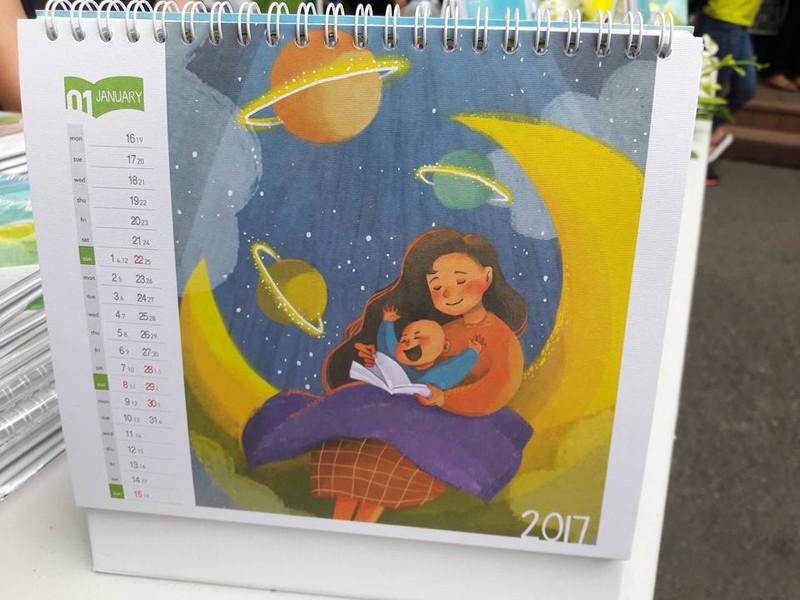 10 triệu đồng một quyển lịch… khuyến đọc - ảnh 6