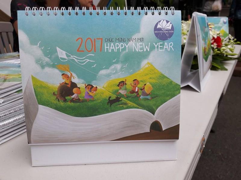 10 triệu đồng một quyển lịch… khuyến đọc - ảnh 7
