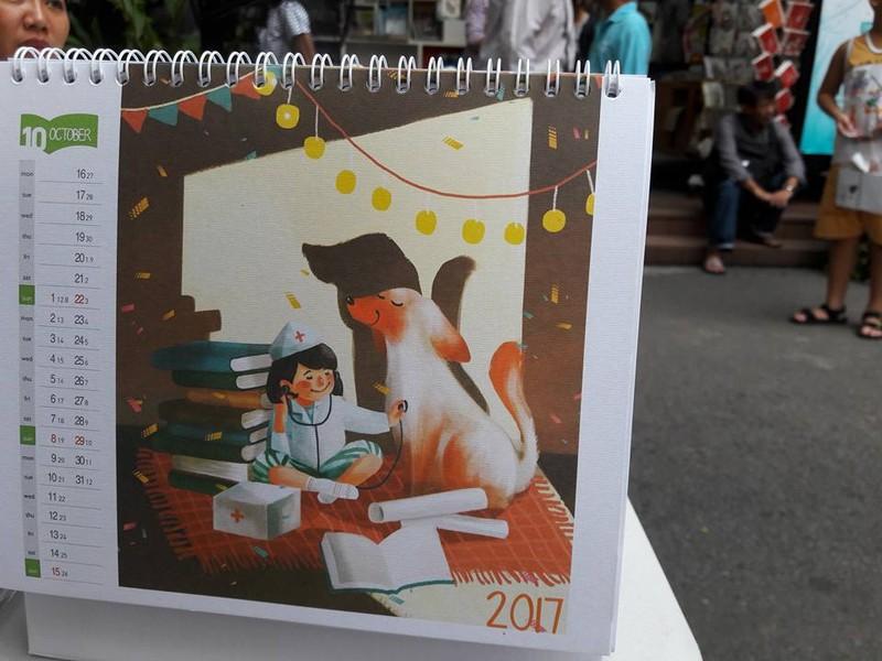 10 triệu đồng một quyển lịch… khuyến đọc - ảnh 9